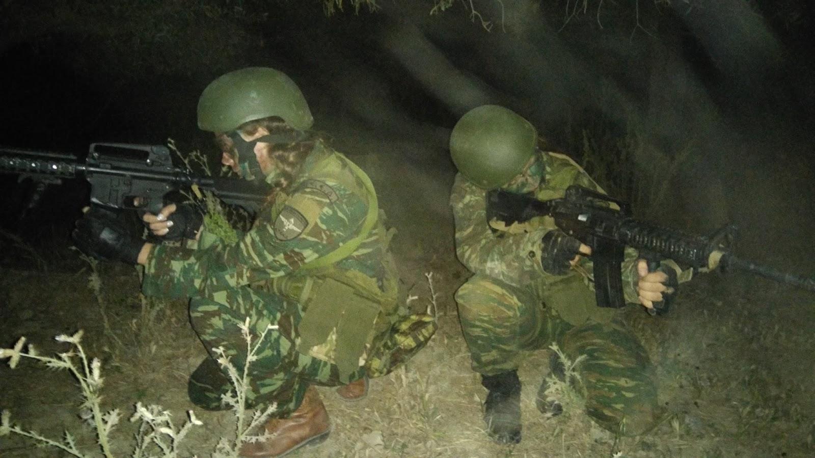 Αποτέλεσμα εικόνας για Εθελοντικό Τμήμα Εφέδρων Ενόπλων Δυνάμεων