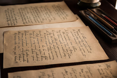 Ancestor Letters on Past Voices: Letters Home