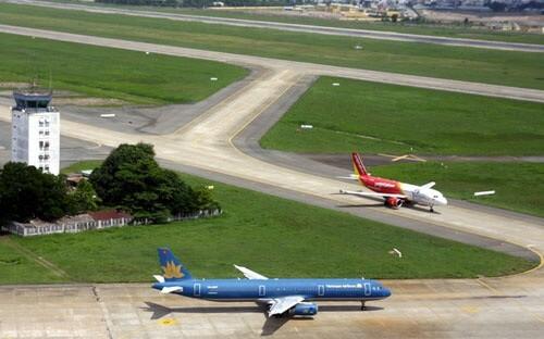 Giải bài toán 5 tỷ USD cho sân bay Nội Bài 2.