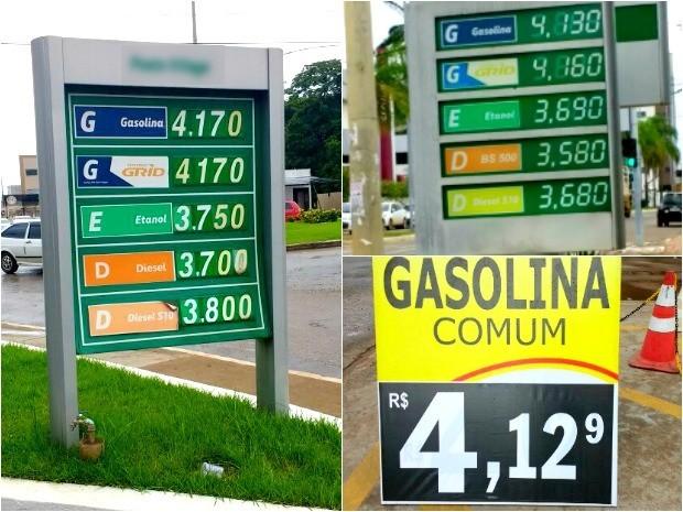 Petrobras elevará preços de diesel e gasolina nas refinarias a partir de sexta-feira