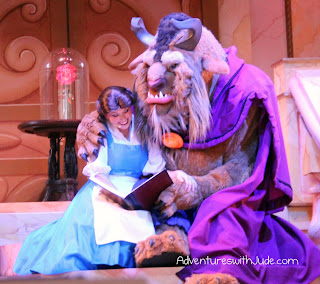 If the Beast had a million books, Belle would never have left for any reason!