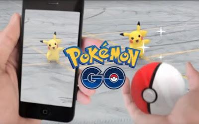 Pokemon Go Mod Apk 0.35 Hack