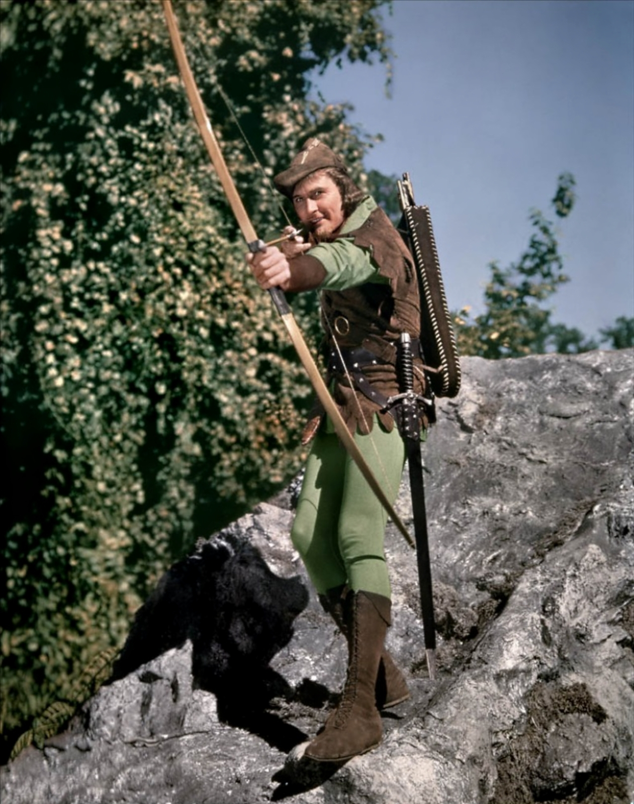 1001 classic movies the adventures of robin hood