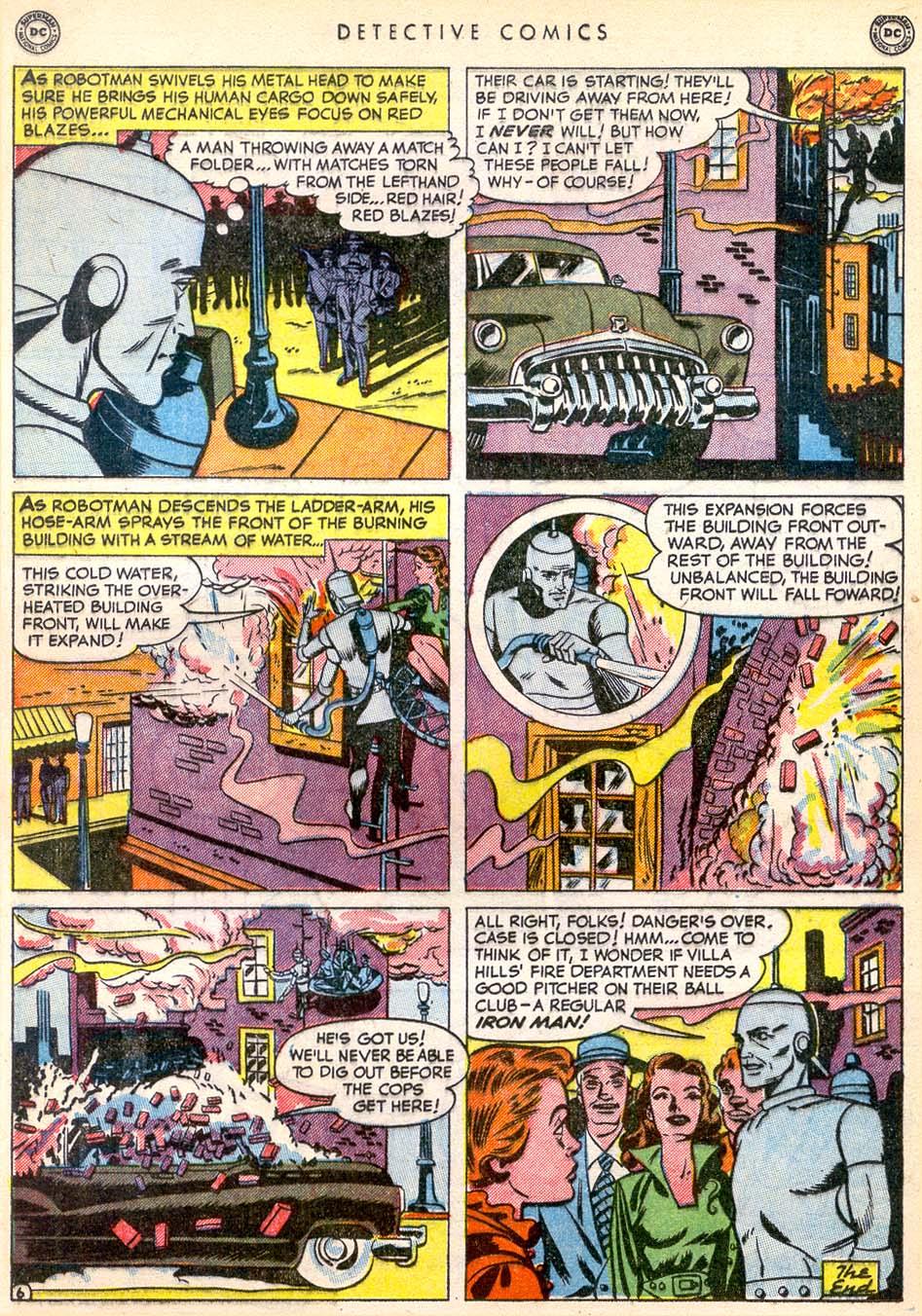 Detective Comics (1937) 165 Page 29