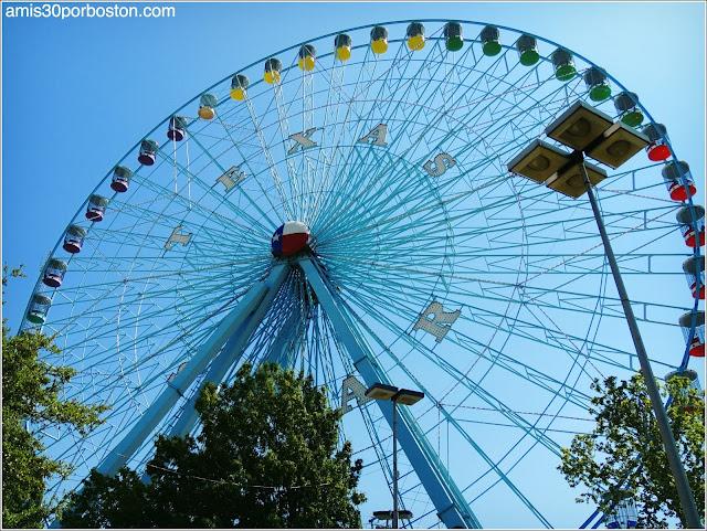 Lugares Turísticos y Atracciones en Dallas: Texas Fair Park