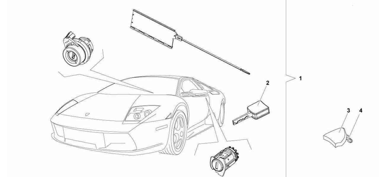 Lamborghini Murcielago LP670 SuperVeloce Service Repair