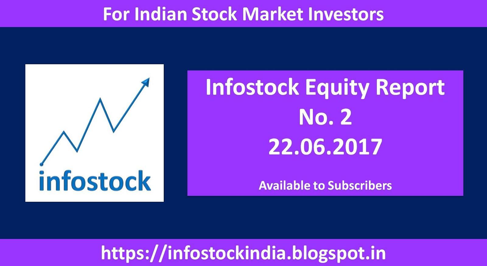 stock market report analysis