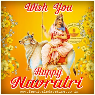 Happy Navratri Wallpaper Free Download 8