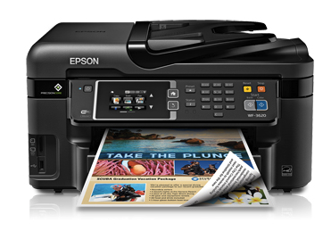 Epson WorkForce WF-3620 image
