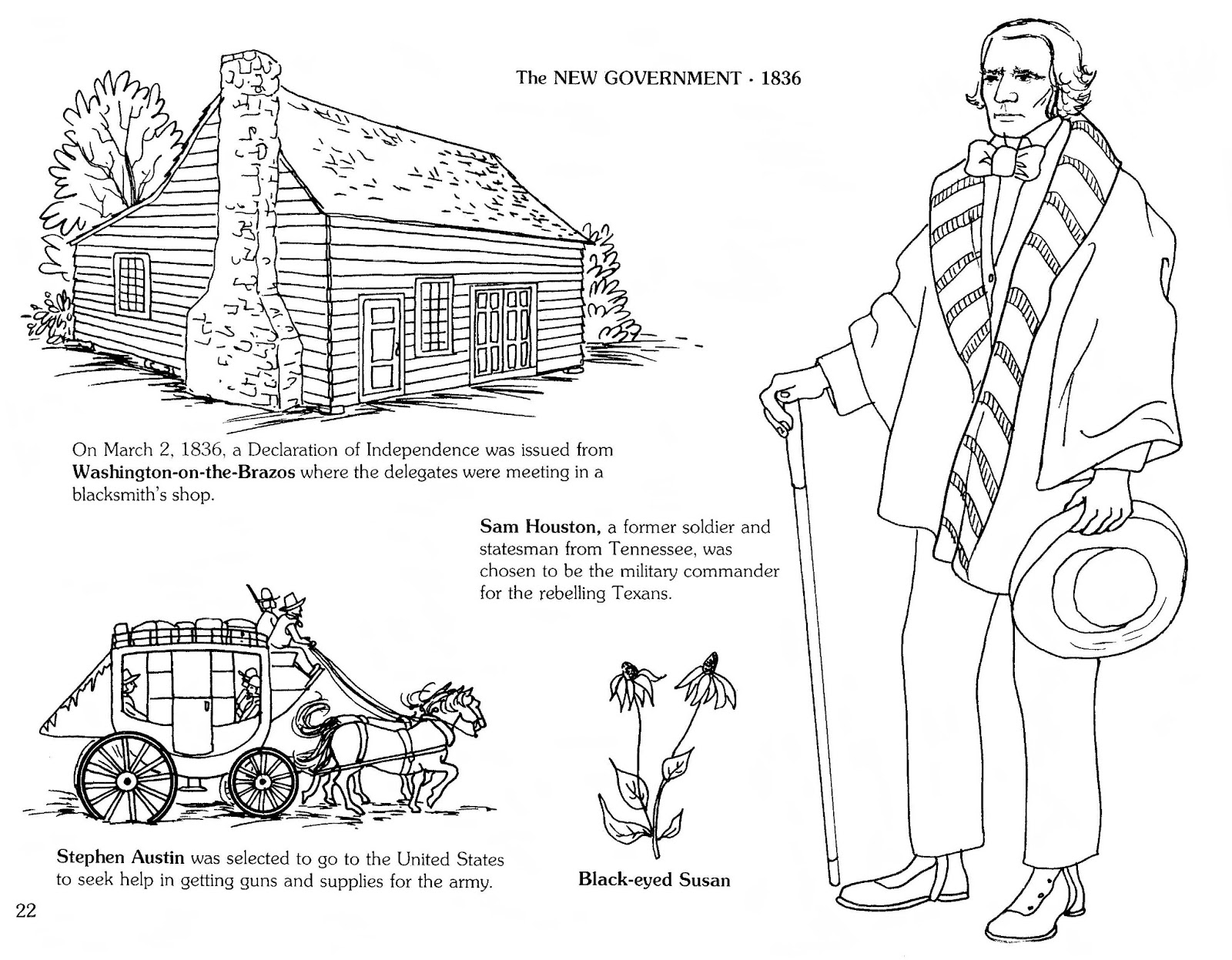 Mostly Paper Dolls Too!: Celebrating the TEXAS Declaration