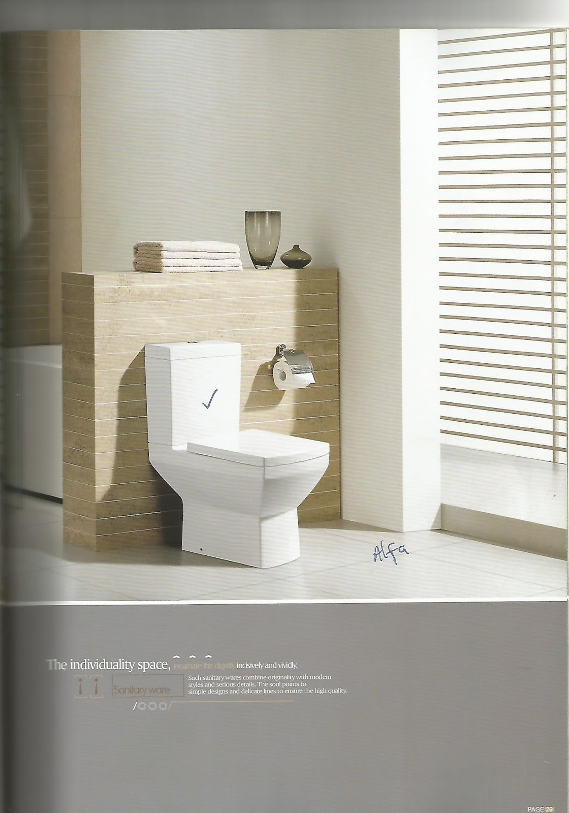 The Interior Design Blog: CARRON WATER CLOSET BRAND