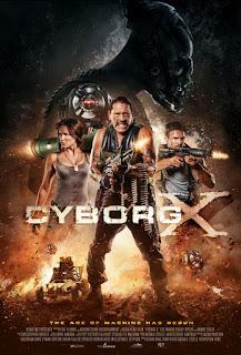 Watch Cyborg X (2016) movie free online