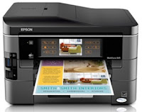 Epson WorkForce 845 Printers Drivers Download For Windows and Mac OS