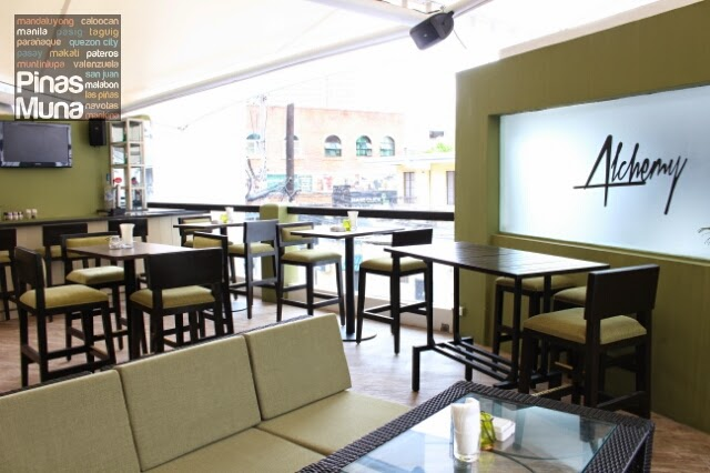 Alchemy Bistro Bar in Makati City