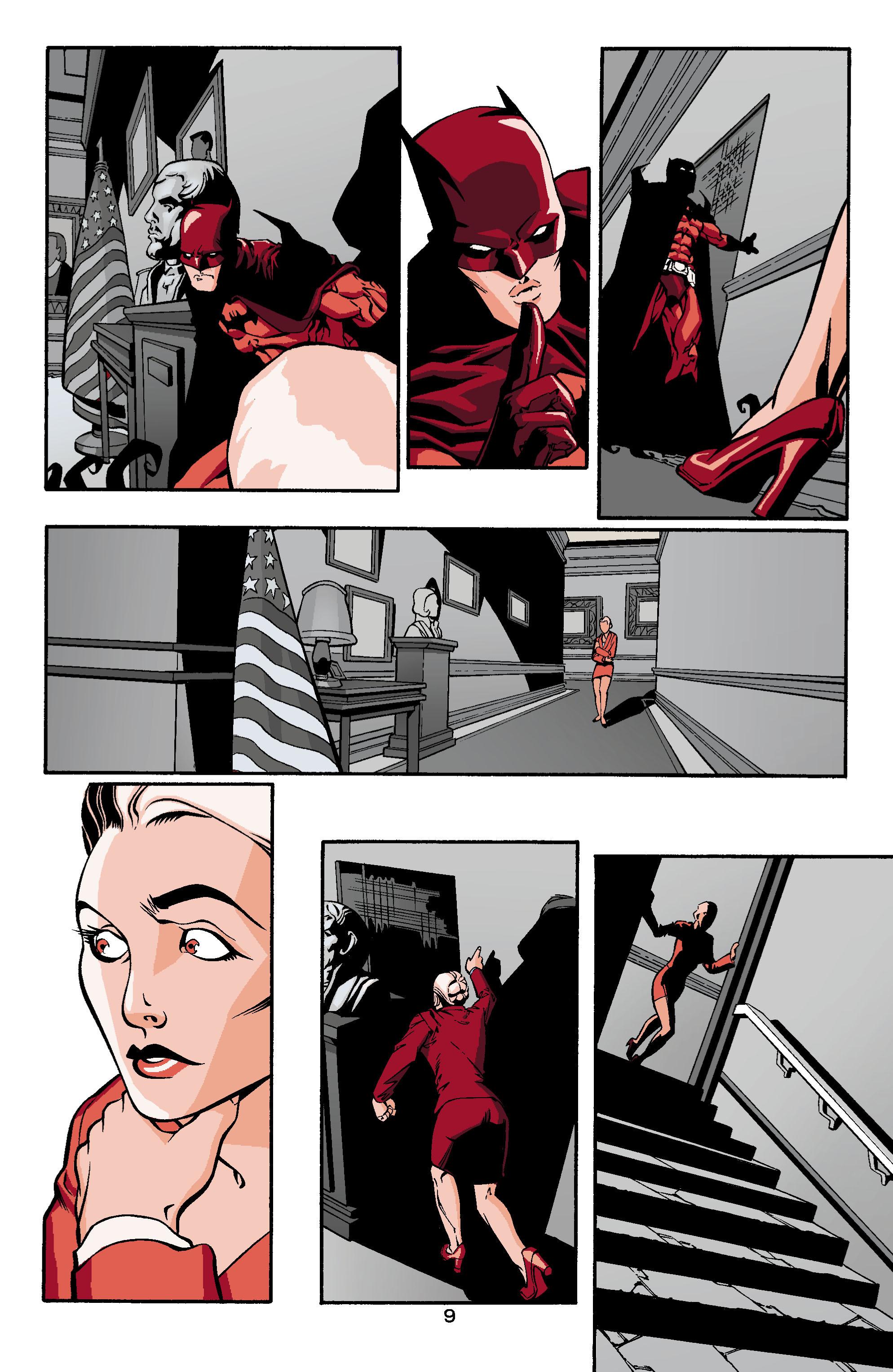 Detective Comics (1937) 756 Page 9
