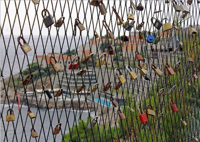 Dubrovnik Love Locks