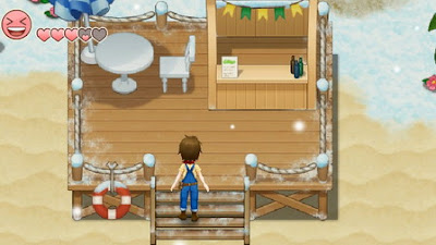 Nova Shop by the sea Harvest Moon: Light of Hopw