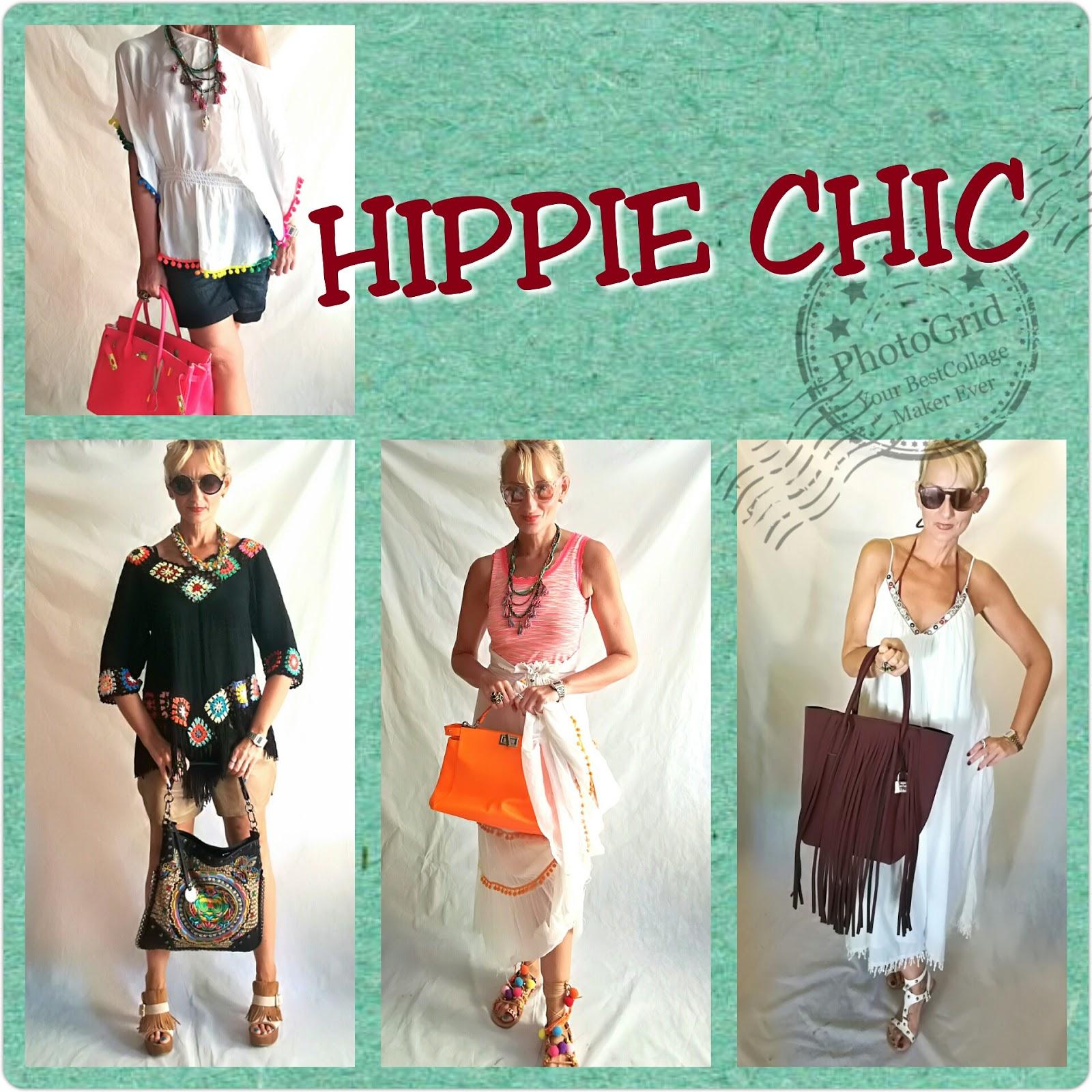 Stile hippie chic hippie chic style fashionkama for Stile hippie chic