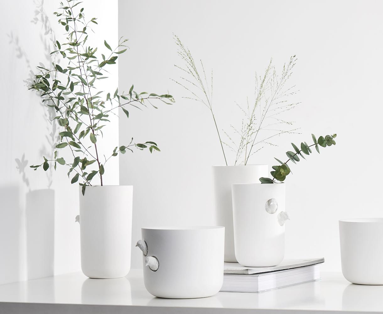 Sparrow X Vase