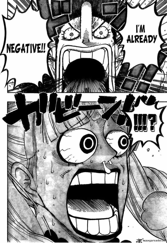 One Piece 461