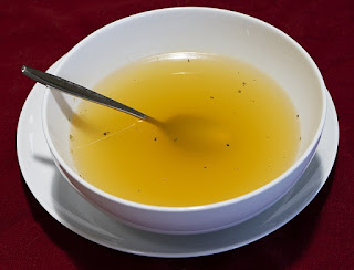 Have One to Two Cups of Chicken Broth a Day
