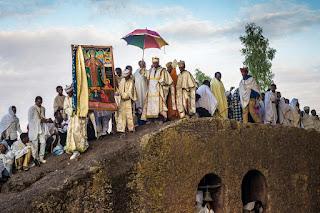 Navidad en Etiopia