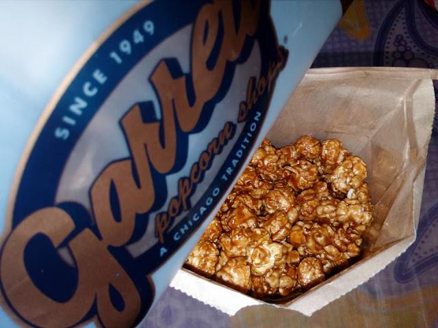 Garret Popcorn di KLCC