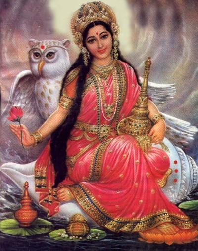 Hindu Goddess prithvi picture