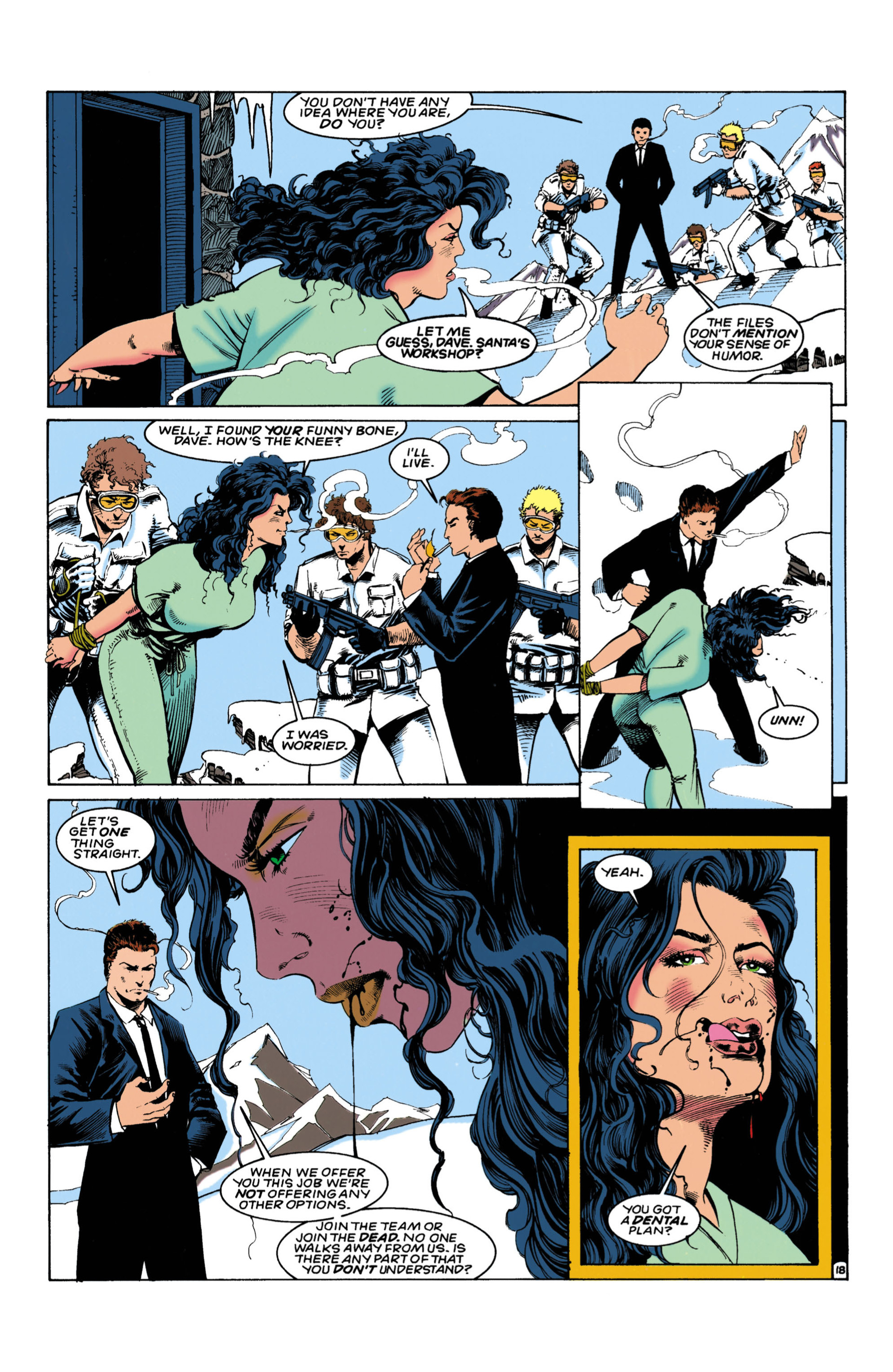 Catwoman (1993) Issue #15 #20 - English 19