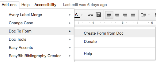 Quickly make your Google Docs Quiz into a Google Form – Tech Tuesday