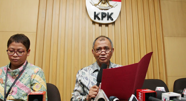 Tanggapi Ruki, KPK Konsisten Tidak Ada Korupsi Kasus Sumber Waras!