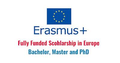 IMRD: Erasmus Mundus Joint Master Degree Student Scholarship 2018/2019