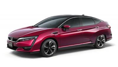 2017 Honda Clarity 65