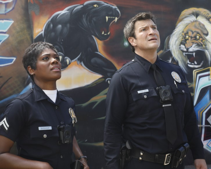 The Rookie - Episode 1.05 - The Roundup - Promo, Promotional Photos + Press Release