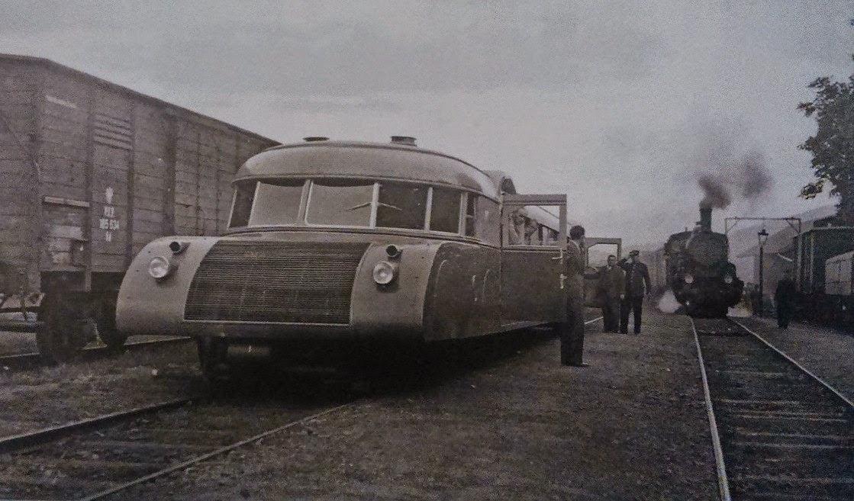 """""""Torpeda podhalańska"""", 1933 r."""