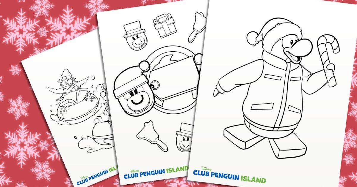 Páginas navideñas para colorear - JBal\'s Studios