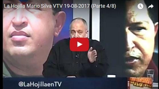 Mario Silva no sabe cómo es que se escapó Luisa Ortega Díaz