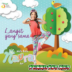 Naura - Langit Yang Sama (2016) Album cover