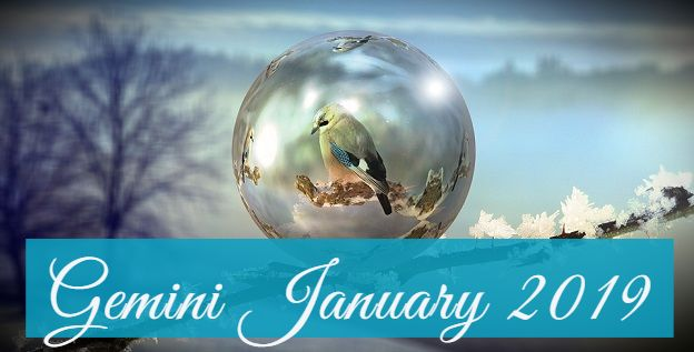 Gemini Horoscope January 2019