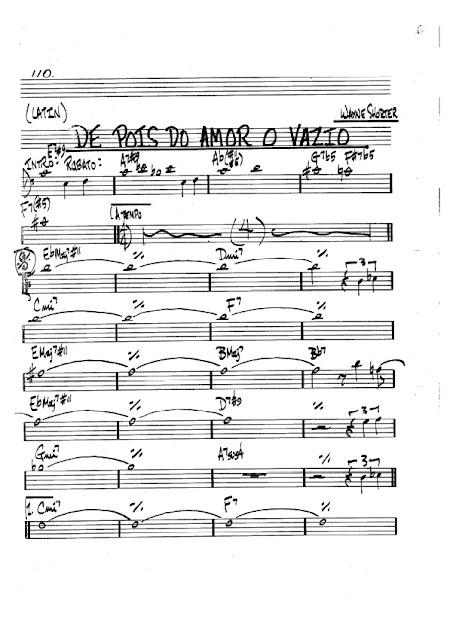 Wayne Shorter - De Pois Do Amor o Vazio