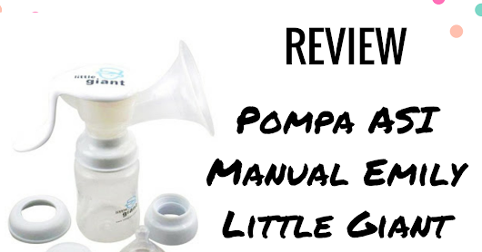 Review Pompa ASI Manual Emily Little Giant