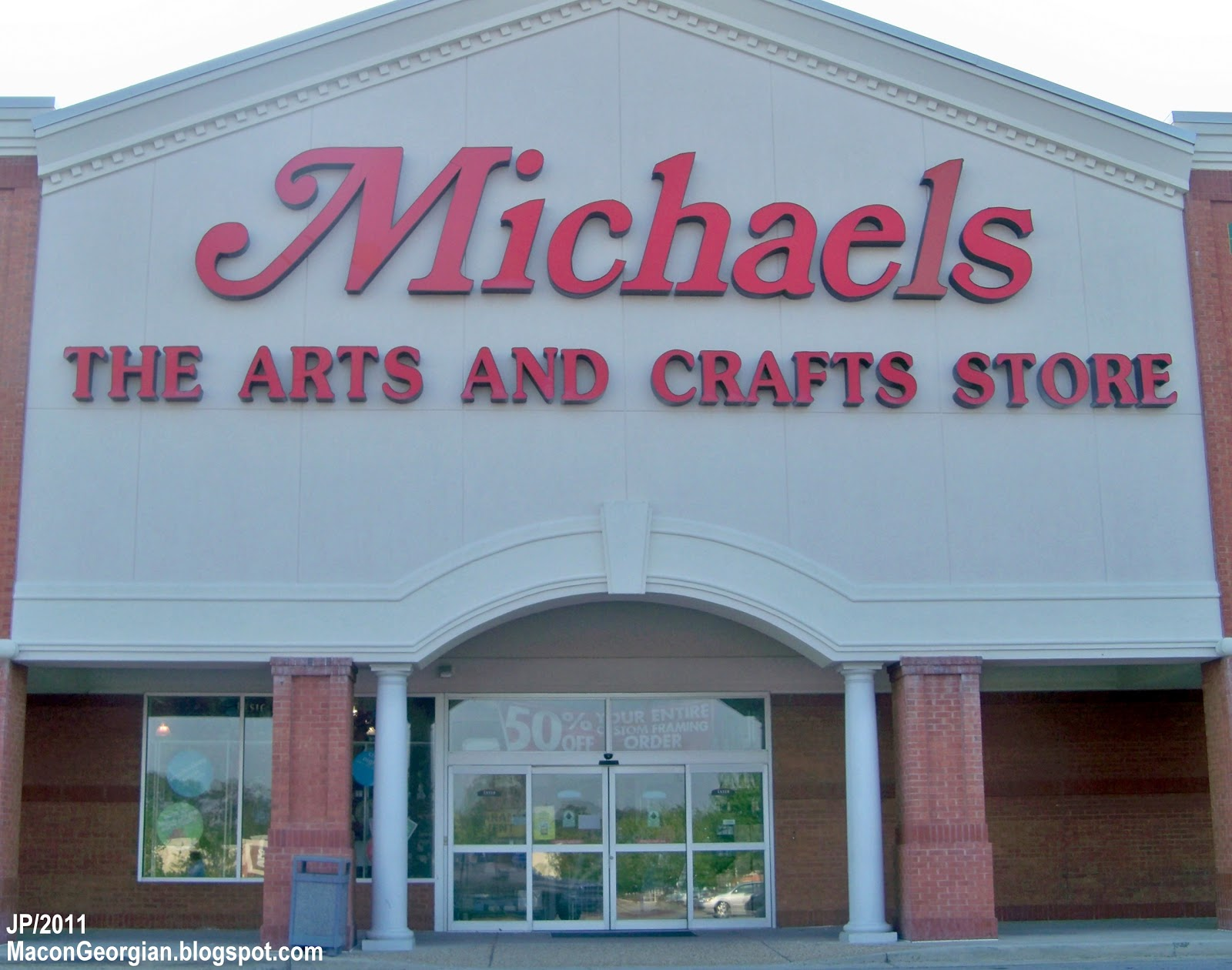 Michaels Arts And Crafts Georgia Locations