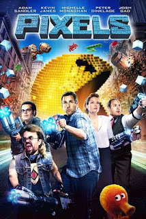 Download Film Pixels (2015) BluRay 720p Subtitle Indonesia