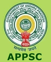 APPSC Recruitment 2019, Field Investigator