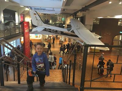 Niemieckie Muzeum Techniki dla Małego i Dużego