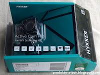 Kamera sportowa Active Cam HD Hykker z Biedronki
