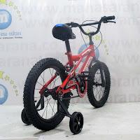 16 senator mx2 bmx sepeda anak