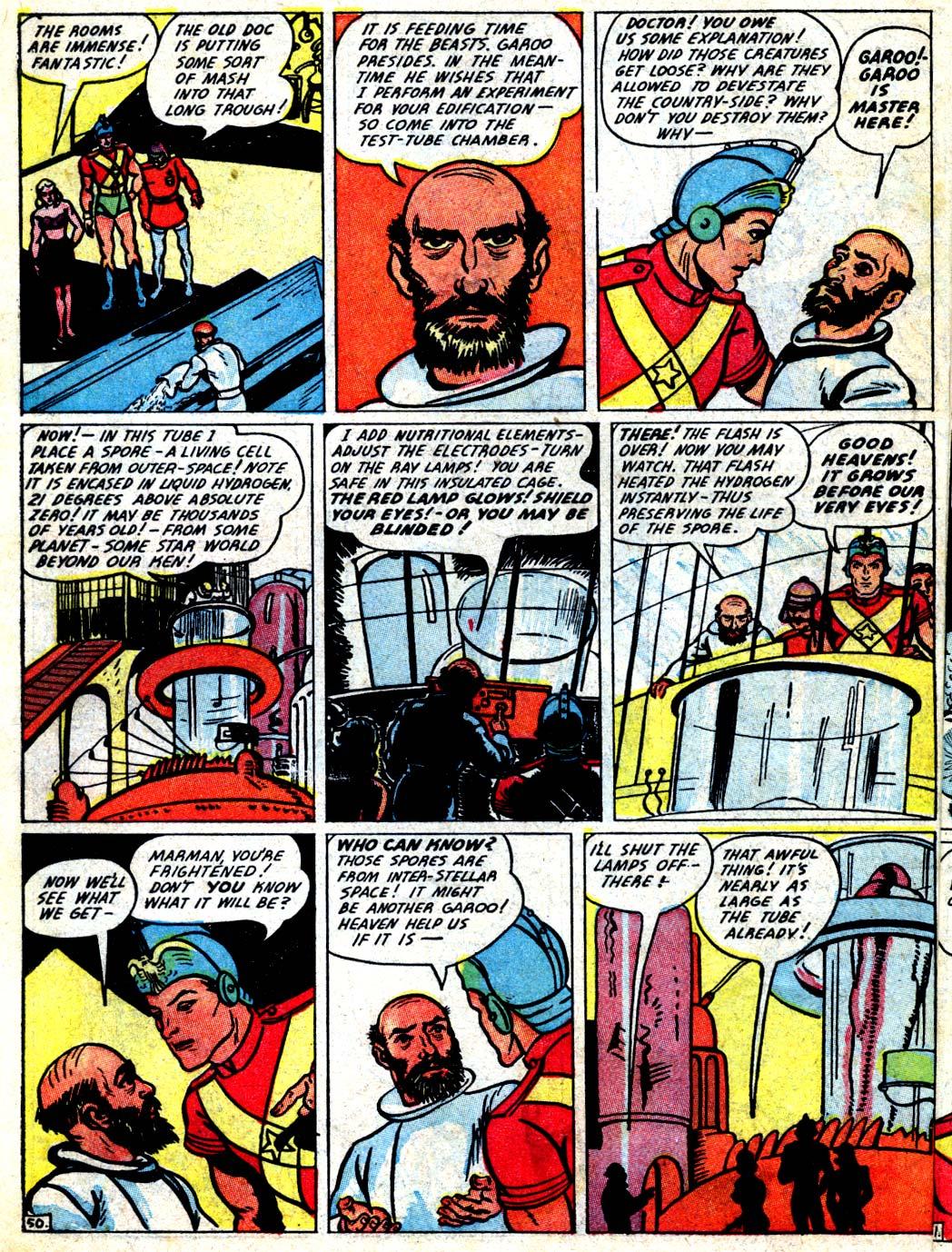 Read online All-American Comics (1939) comic -  Issue #15 - 6