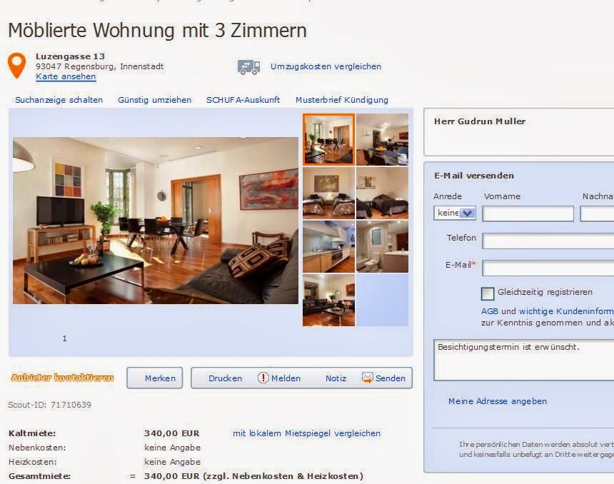 Wohnung Scout  Dresden
