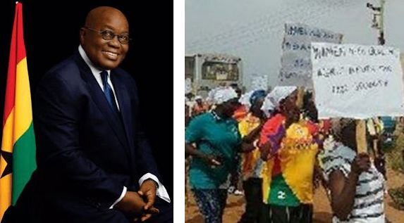Release Our Men from Prison to Marry Us – Ghanaian Ladies Beg President